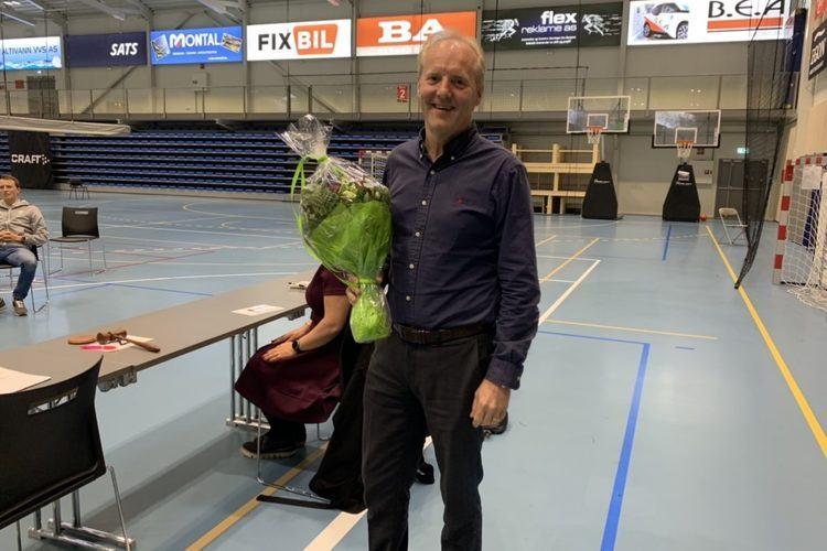 Tor Gjøstein er ny styreleder i Fana IL